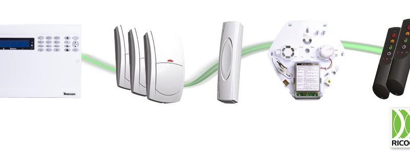 Texecom wireless kit