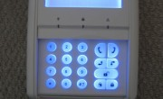 keypad low battery